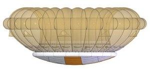 Low-Density Supersonic Decelerator - Image: Low Density Supersonic Decelerator (LDSD ) 8 meter SIAD E