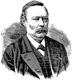 Ludvig Daae (politician) - Ludvig Daae