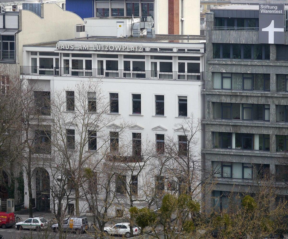 Haus am lützowplatz wikipedia