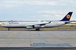 Lufthansa, D-AIGU, Airbus A340-313 (20165403870).jpg