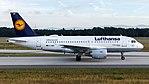 Lufthansa Airbus A319-100 (D-AIBH) at Frankfurt Airport.jpg