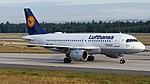 Lufthansa Airbus A319-100 (D-AILM) at Frankfurt Airport.jpg