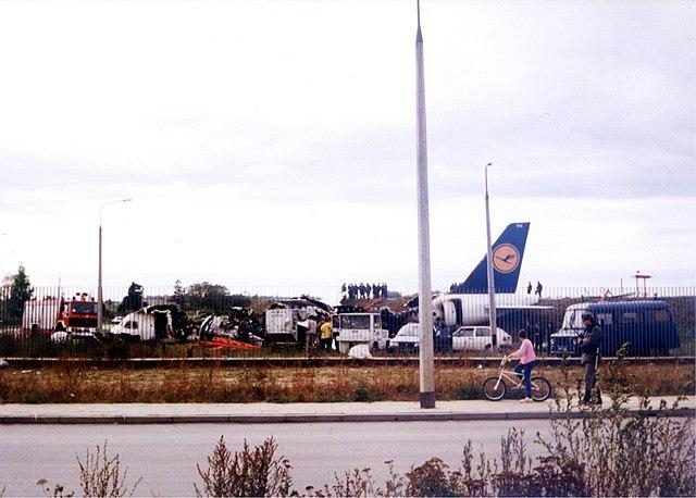 루프트한자 2904편 항공기(A320) 사고