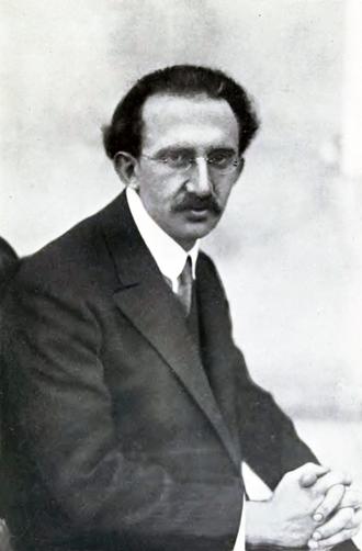 György Lukács - Lukács in 1919