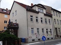 Lutherstraße in Jena