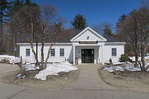 Lyman, Maine - Lyman Town Hall