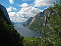 Lysefjorden - View from Lysebotn.JPG