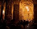 Míxquic-Interior del templo de san Andrés.jpg
