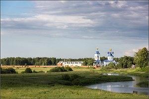 Shuysky District - Holy Assumption Convent, Shuysky District