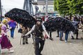 MCM London May 15 - winged stempunk cosplay (18218236916).jpg