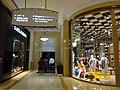 MC 澳門 Macau 路氹城 Cotai 四季名店 Shoppes at Four Seasons mall interior shop Moschino Nov 2016 directory sign.jpg