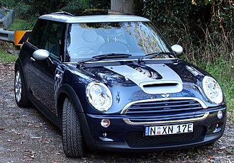 Mini Hatch - A 2006 Mini Cooper S Checkmate.