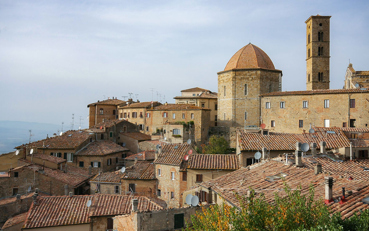 Volterra Travel Guide At Wikivoyage