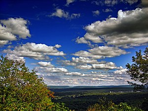 Pocono Mountains - Image: MP overlook