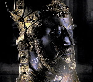 Servatius of Tongeren - Reliquary bust of Saint Servatius (15/16th c.)