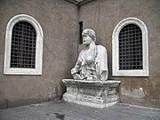 Madama Lucrezia a piazza san marco
