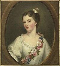 Mademoiselle de Charolais (Louise Anne de Bourbon-Condé, 1695-1758) by Alexandre François Caminade (Versailles).jpg