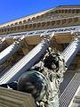 Madrid. Carrera de San Jerónimo street. Congress building. Spain (2745721089).jpg