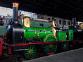 Madrid - Locomotora de vapor John Jones & Son - 130120 110648.jpg