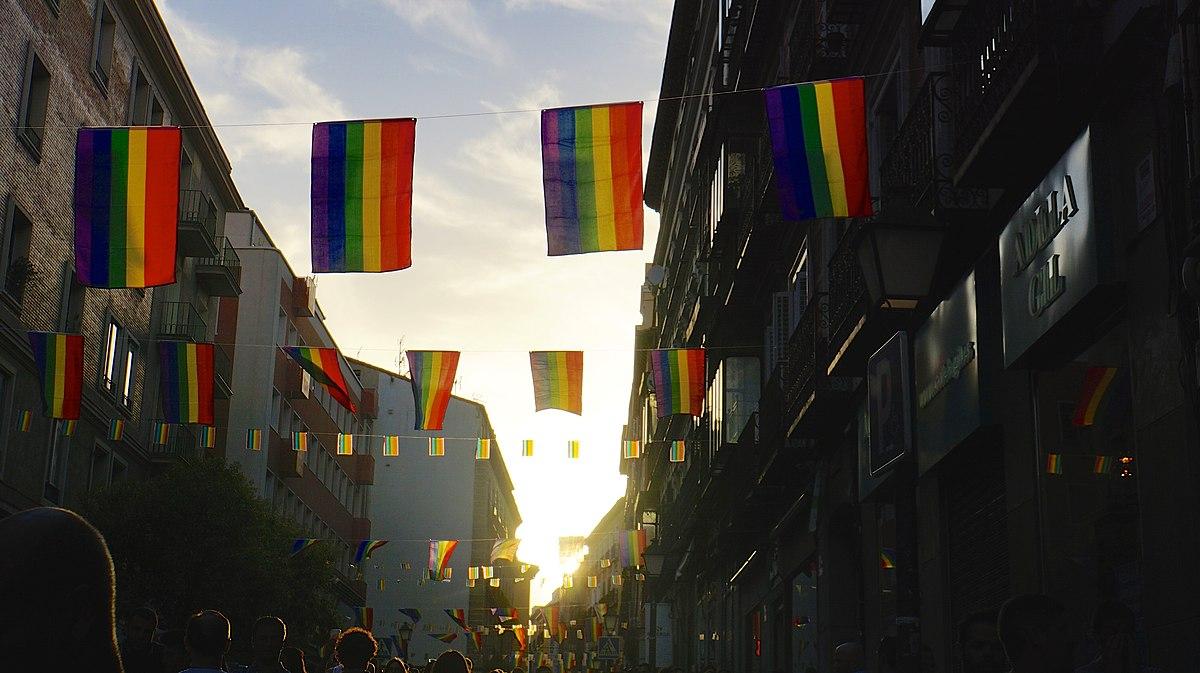 Barrio gay - Wikipedia, la enciclopedia libre