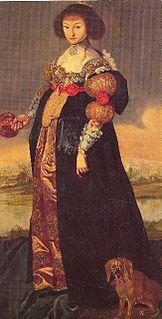 Magdalene Sibylle of Saxony Princess of Denmark
