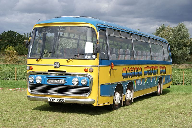 File:Magical Mystery Tour bus Bedford VAL Plaxton Panorama II OOR 320G.jpg
