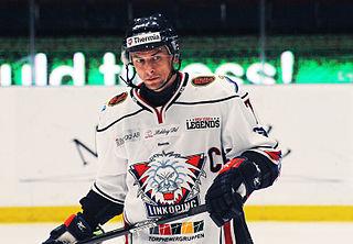 Magnus Johansson (ice hockey) ice hockey player