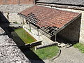 Magny-en-Vexin (95), lavoir couvert, rue Eugène-Blouin à Arthieul 3.JPG