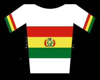 Óscar Soliz - Image: Maillot Bolivia
