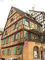 Maison zur Stelze (à l'échasse) (1 rue des Blés, Colmar).JPG