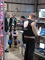 Maker Faire 2008 Wikimedia Booth 4.JPG