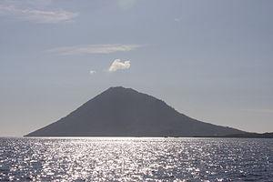 Manado Tua - Image: Manado Sua