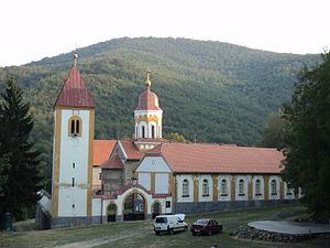 Orahovica Monastery - Orahovica Monastery