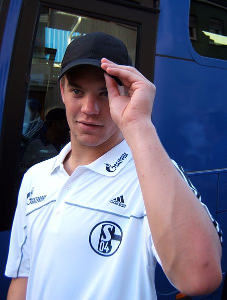 manuel boyer. Manuel Neuer born on