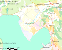 Map commune FR insee code 13014.png