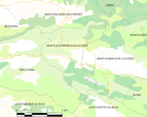 Map commune FR insee code 26303.png