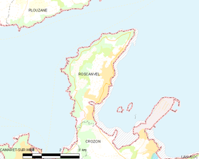 Map commune FR insee code 29238.png
