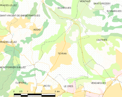 Map commune FR insee code 34309.png