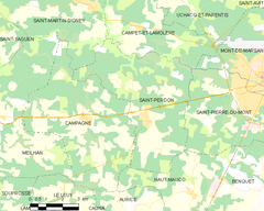 Map commune FR insee code 40280.png