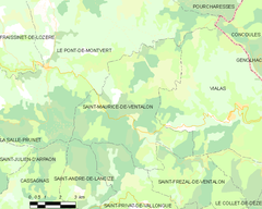 Map commune FR insee code 48172.png