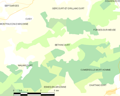 Map commune FR insee code 55048.png