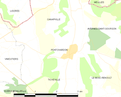 Map commune FR insee code 61333.png