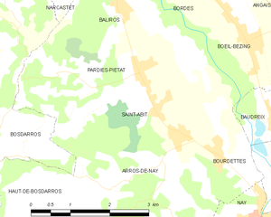 Map commune FR insee code 64469.png
