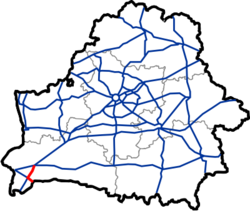 Map of Automobile Roads in Belarus M12.png