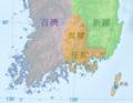 Map of kara (Version Japanese characters).png