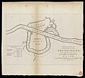 Map of part of the River Thames (B) Second plan making two wet docks by means of a new channel being dug for the River from Woolwich Reach to Limehouse in a right line RMG L9708-001.jpg