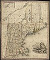 Map of the states of Maine, New Hampshire, Vermont, Massachusetts, Connecticut & Rhode Island (9138251748).jpg