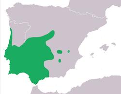 Mapa Triturus pygmaeus.png