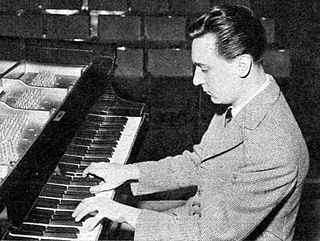 Italian composer, conductor and pianist