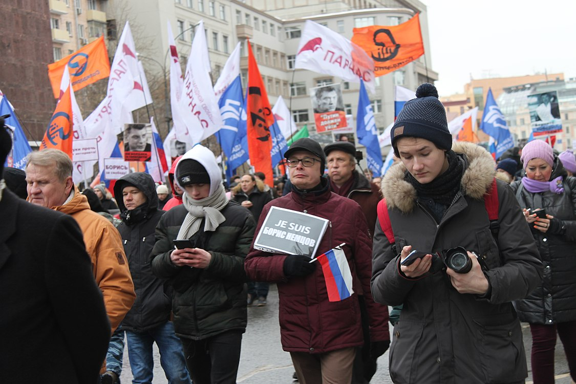 March in memory of Boris Nemtsov in Moscow (2019-02-24) 205.jpg